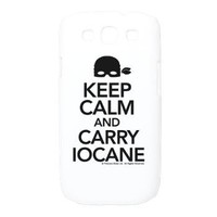 Keep Calm and Carry Iocane Galaxy S3 Case> Princess Bride iPhone and iPad Cases> Princess Bride T-Shirts from Gold Label