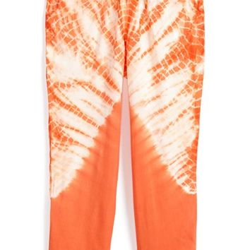 Girl's Billabong 'Secret Crush' Print Beach Pants,
