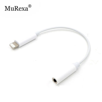 3.5mm Earphone Headphone Jack Adapter Connector Cable For iPhone 7/ 7 Plus