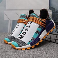 Adidas Human Race NMD New Fashion Couple Leisure Running Sport Sneakers Shoes