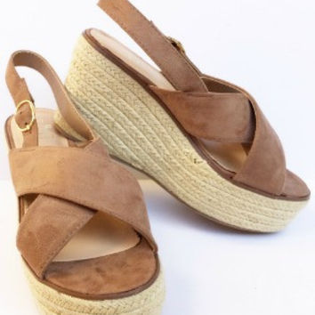Charm Of The South Espadrille Wedge