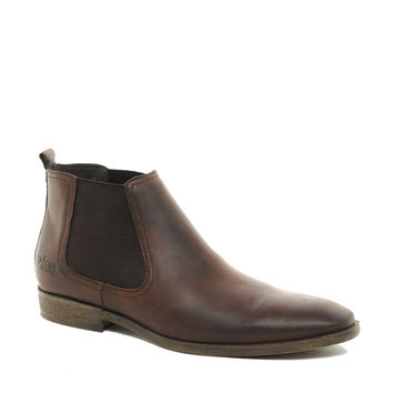 Base London Saffron Chelsea Boots