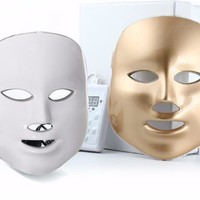 LED Red Light Therapy Face Mask