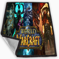 World of Warcraft Art To Device Blanket for Kids Blanket, Fleece Blanket Cute and Awesome Blanket for your bedding, Blanket fleece *