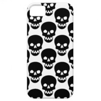 Skull iPhone Case iPhone 5 Cover from Zazzle.com