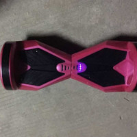 Limited Edition Pink Bluetooth Hoverboard