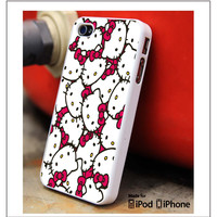 Hello Kitty Wallpaper iPhone 4s iPhone 5 iPhone 5s iPhone 6 case, Galaxy S3 Galaxy S4 Galaxy S5 Note 3 Note 4 case, iPod 4 5 Case