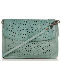 Daisy Perforated Crossbody Bag - Cross Body Bags - Bags & Purses - Bags & Accessories - Topshop