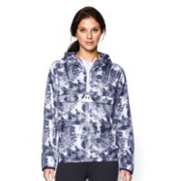 Under Armour Women's UA Lightweight Pop Over Printed Jacket