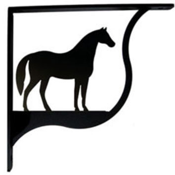 Horse Shelf Bracket Medium