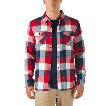 Box Flannel Shirt | Shop Mens Shirts At Vans