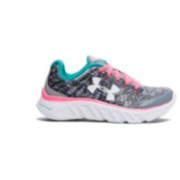 Under Armour Girls' Pre-School UA Spine Clutch GR Running Shoe