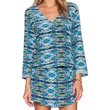 Rory Beca Clay Dress in Blue