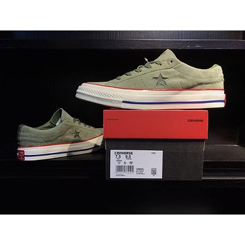 UNDEFEATED x Converse One Star Suede Skateboarding Shoes 35-44
