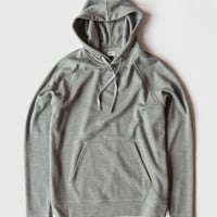 003 - PULLOVER - FEATHER GRAY