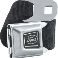 Ford Emblem Seatbelt Style Belt