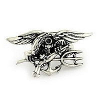 Fashion Eagle Ring(Random Color,Size 9)