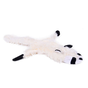 Cute Panda Bear Dog/Puppy Stuffed Squeaking Animals Toy