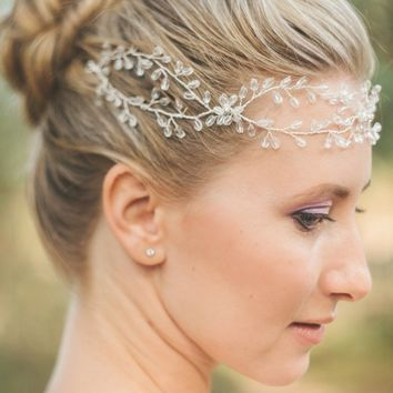 Bridal Halo Wedding Headdress