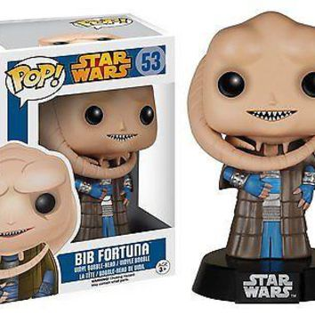 Funko Pop Star Wars: Bib Fortuna Vinyl Figure