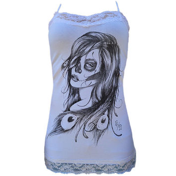Dead Feathers Camisole