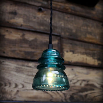 Original Insulator Pendant Light Industrial pendant Lighting Nautical Pendant Lighting nautical lighting