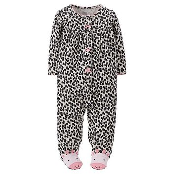 Just One You™Made by Carter's® Newborn Girls' Giraffe Sleep N' Play