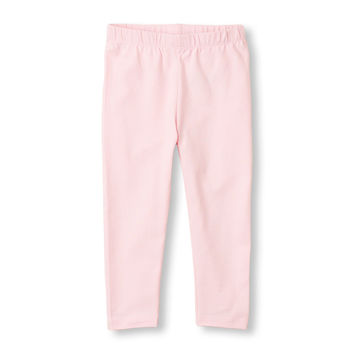 Baby And Toddler Girls Solid Leggings | The Children's Place