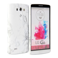Snap Cover Glossy (Marble Pattern) for LG G3