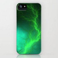 St. Elmo's Fire iPhone Case by Lyle Hatch | Society6