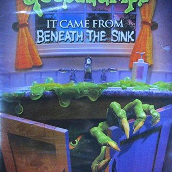 Masato Chikusa & Gary Pearson (II) & Ron Oliver & Timothy Bond -Goosebumps: It Came from Beneath the Sink