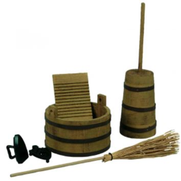 "Little House on the Prairie® 1880's Kitchen Tool Set, Accessories For 18"" Girl Dolls"