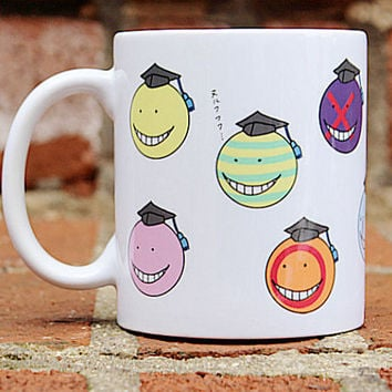 Assassination Classroom | Korosensei | Korosensei Emotions | Anime | Manga | Mug