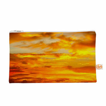 "Philip Brown ""Painted Sunset"" Orange Photography Everything Bag"