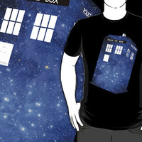 A Tardis Through Space and Time