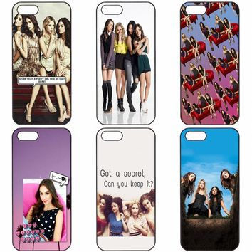 Pretty Little Liars For iPhone X 4 4S 5 5S 5C SE 6 6S 7 8 Plus LG Nexus G3 G4 G5 G6 K4 K8 K10 L Prime Phone Cases Shell