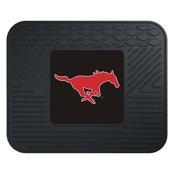 Southern Methodist Mustangs NCAA Utility Mat (14x17)