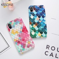 Mermaid Tail Phone Case For IPhone & Samsung
