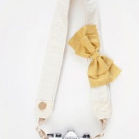 petite cherie camera strap by Bloom Theory at ShopRuche.com