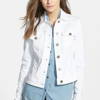 Women's Paige Denim 'Vermont' Crop Jacket