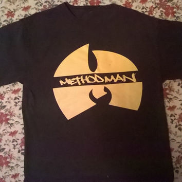 Vintage Wu Tang Method Man T-shirt