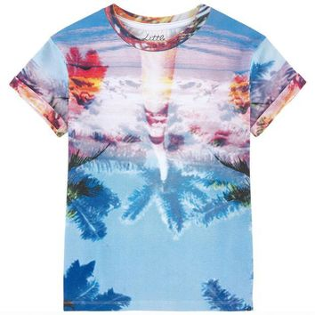 VONES0 Eleven Paris Boys 'Coachella' T-shirt