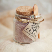 Gourmet Rose Bath Salt - Indulgence in a jar!