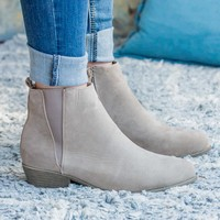 Alicia Ankle Bootie
