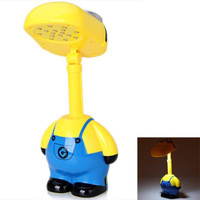 Minions Energy-saving LED Desk Lamp Table Lamp Student Lamp