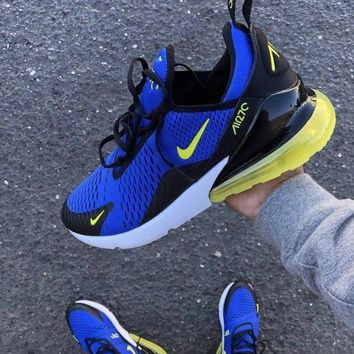 Nike Air Max 270 The air cushion shoes