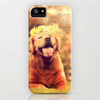 Flowers are sunshine for the soul - for iphone iPhone & iPod Case by Simone Morana Cyla