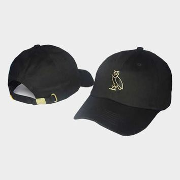 cc spbest OVO Octobers Very Own Owl Black Hat