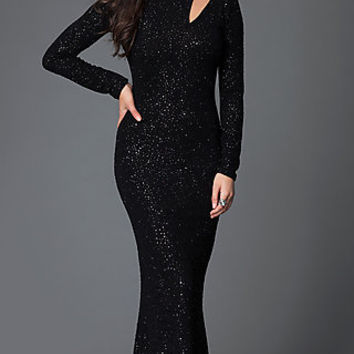 Dresses, Formal, Prom Dresses, Evening Wear: MD-D14211WWO
