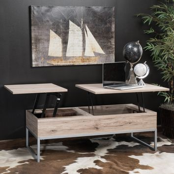 Christopher Knight Home Lift-top Wood Storage Coffee Table | Overstock.com Shopping - The Best Deals on Coffee, Sofa & End Tables